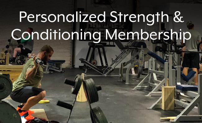 Personalized Training