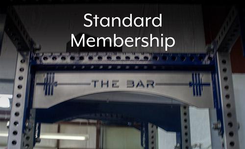 Standard Gym Membership